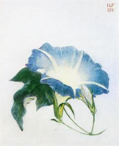 John La Farge - Ipomoea (also known as Morning Glory)