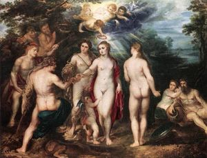 Peter Paul Rubens - The Judgment of Paris
