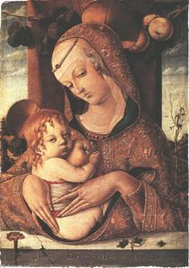 Carlo Crivelli - Virgin and Child