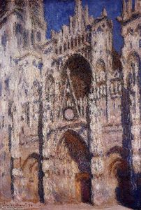 Claude Monet - Rouen Cathedral 01