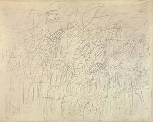 Cy Twombly - Academy