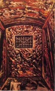 David Alfaro Siqueiros - Solitary Confinement