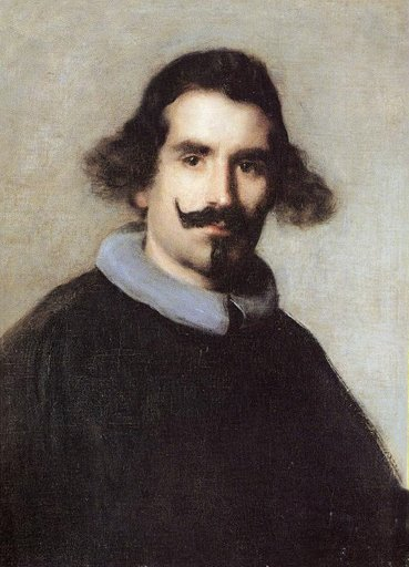 Self-Portrait by Diego Velazquez  (order Fine Art Hand Painted Oil Painting Diego Velazquez)