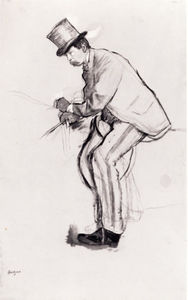Edgar Degas - Amateur Jockey