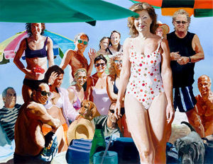 Eric Fischl - Untitled