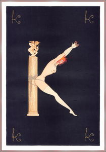 Erté (Romain De Tirtoff) - Prisoner of Love