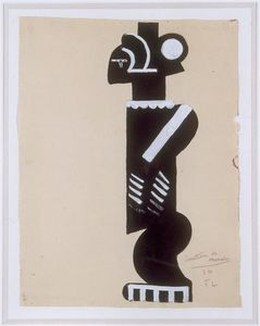Fernand Leger - Study for the Creation of the World