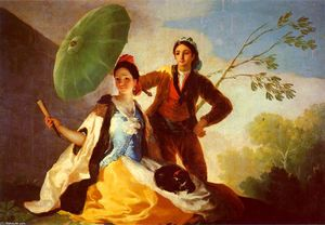 Francisco De Goya - The Parasol