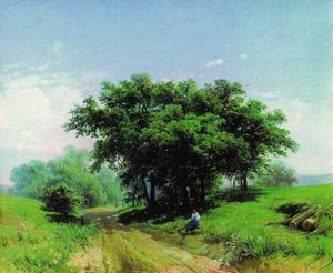 Fyodor Alexandrovich Vasilyev - Summer Hot Day