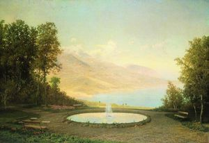 Fyodor Alexandrovich Vasi.. - Eriklik the Fountain (Cri..