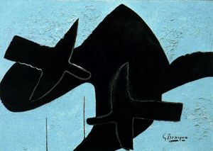 Georges Braque - Birds