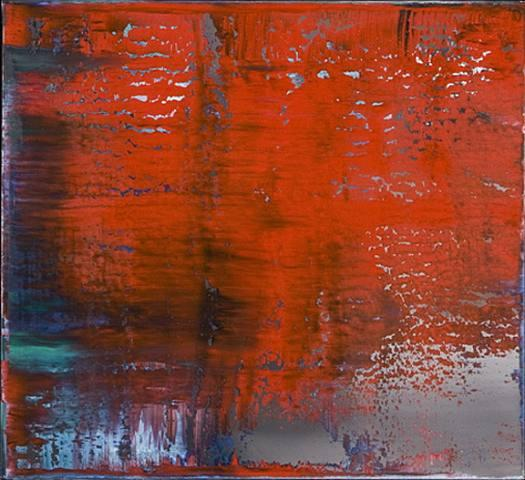 Abstract Painting 805-4 by Gerhard Richter