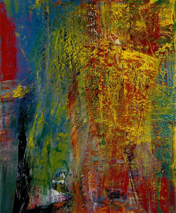 Courbet by Gerhard Richter