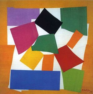 Henri Matisse - The Snail