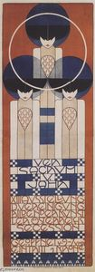Koloman Moser - Poster for the XIII. Secession