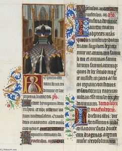 Limbourg Brothers - A Funeral Service
