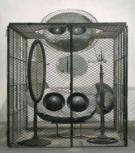 Louise Joséphine Bourgeoi.. - Cell (Eyes and Mirrors)