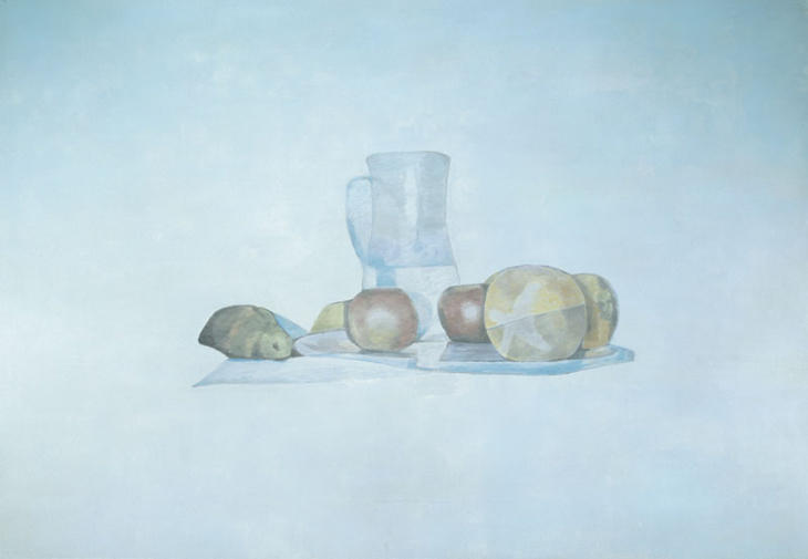 Still Life, Oil On Canvas by Luc Tuymans