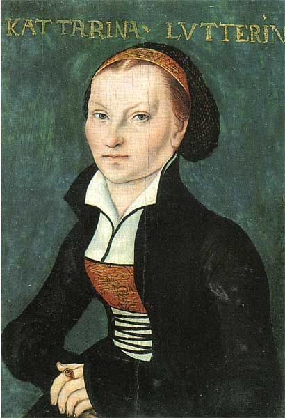 Order Museum Quality Reproductions : Katharina Luther, 1526 by Lucas Cranach The Elder (1472-1553, Germany) | ArtsDot.com