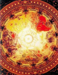 Marc Chagall - Ceiling of Paris Opera House