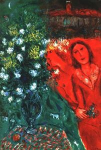 Marc Chagall - Artist-s Reminiscence