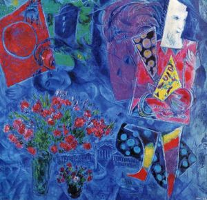 Marc Chagall - The Magician