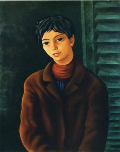 Moise Kisling - not identified (9)