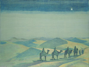 Nicholas Roerich - Star of Mother of the World
