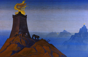 Nicholas Roerich - Flowers of Timur (The Lig..