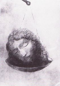 Odilon Redon - In the balance