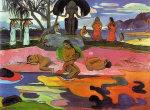 Paul Gauguin - Day of the Gods