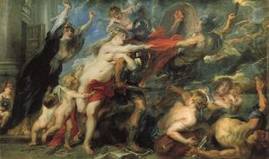 Peter Paul Rubens - The Consequences of War