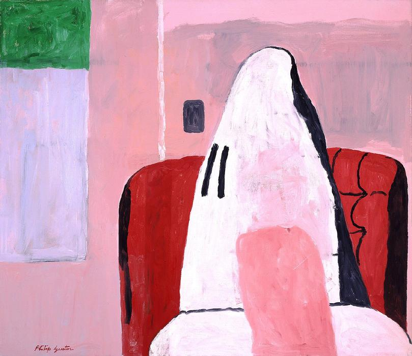 The Room, 1970 by Philip Guston (1913-1980, Canada)