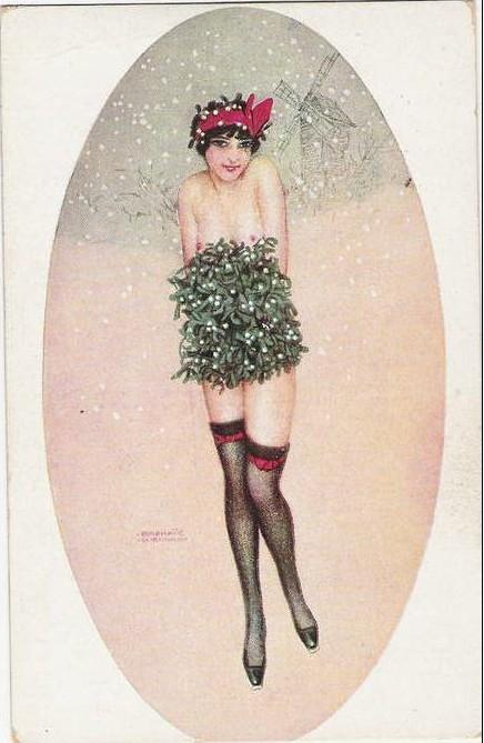 Single Items by Raphael Kirchner (1875-1917, Austria)