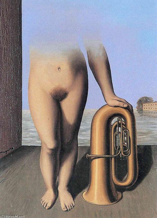 The flood, 1928 by Rene Magritte (1898-1967, Belgium) | Museum Art Reproductions | ArtsDot.com