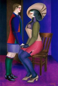 Richard Lindner - Contact