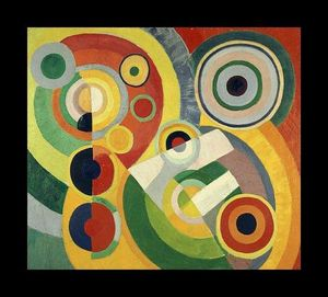 Robert Delaunay - The Joy of Life