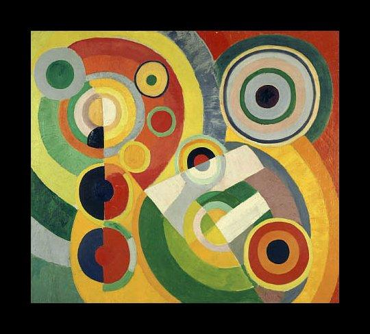 The Joy of Life, 1930 by Robert Delaunay (1885-1941, France)