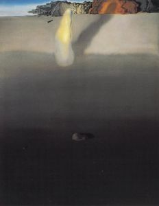 Salvador Dali - On the Seashore