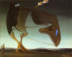 Salvador Dali - Surrealist Architecture