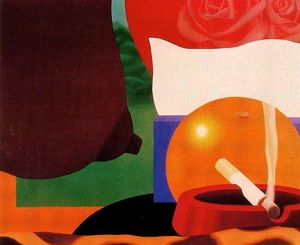 Tom Wesselmann - Bedroom Painting #13
