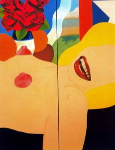 Tom Wesselmann - Great American Nude