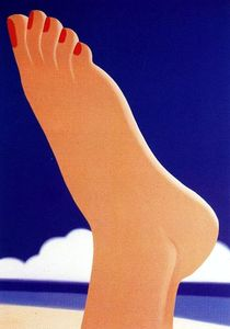 Tom Wesselmann - Seascape