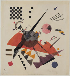Wassily Kandinsky - Orange