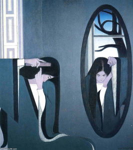Will Barnet - The Mirror