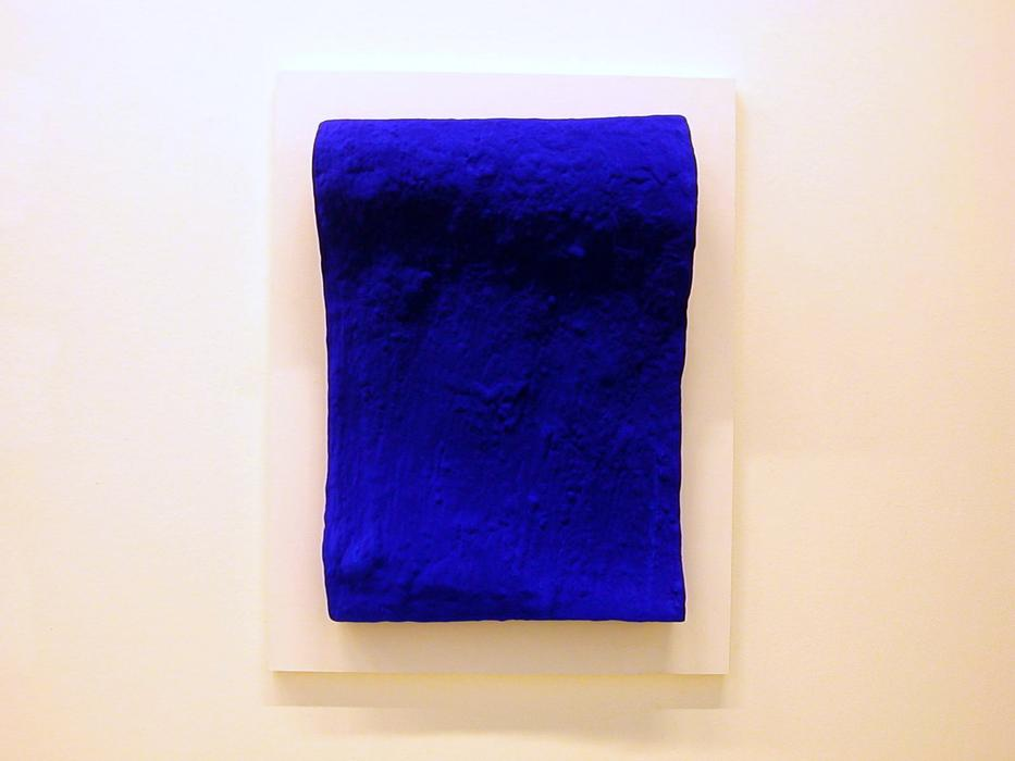 The Wave by Yves Klein (1928-1962, France) |  | ArtsDot.com