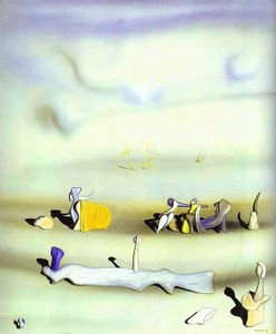 Yves Tanguy - Tomorrow