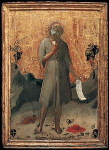 Fra Angelico - Penitent St Jerome