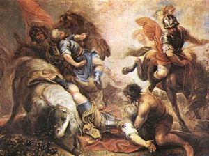 Juan Antonio Frias Y Escalante - The Conversion of St Paul