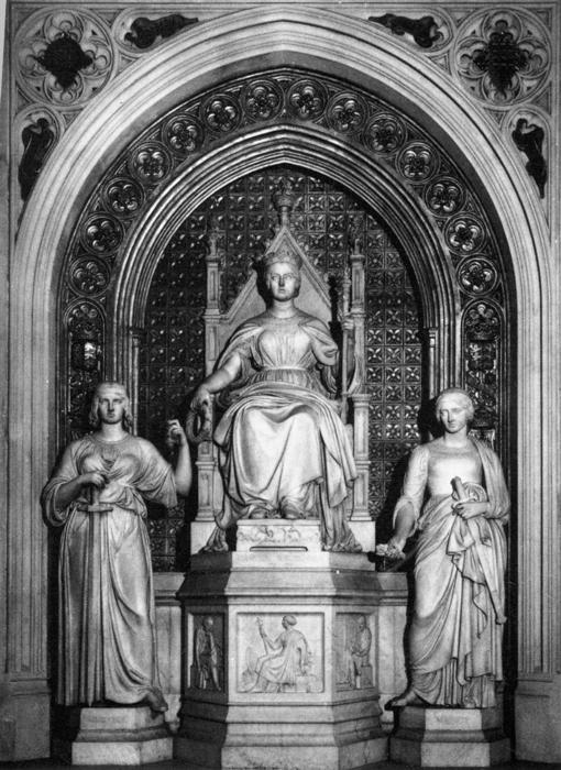 Queen Victoria, Marble by John David Gibson